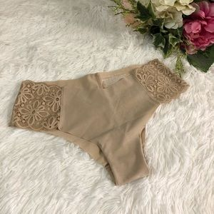 Victoria's Secret cheeky panty SZ S NWOT